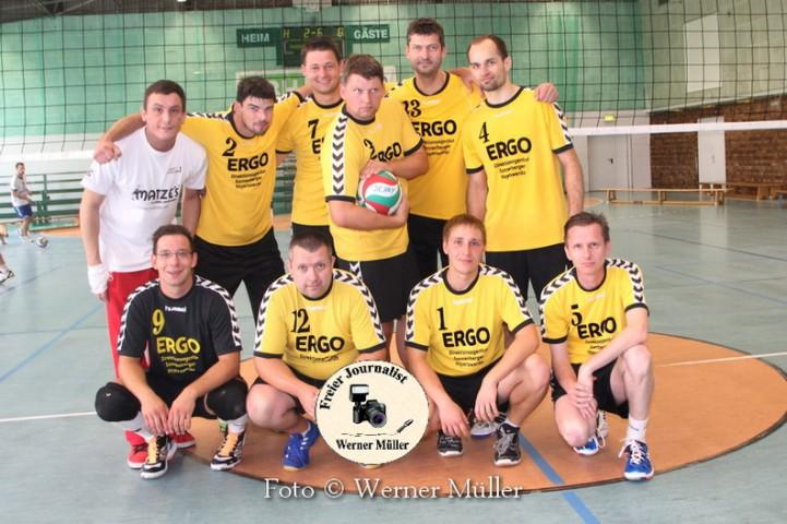 1. Männermannschaft (Bezirksliga Ostsachsen) - Volleyball